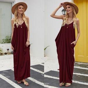 ISABELLA Cami Maxi Dress